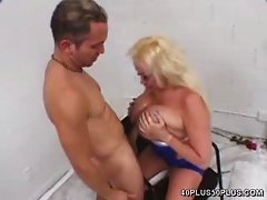 Breast Fucking Pussy Action