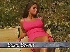 Suzie Sweet outdoor anal