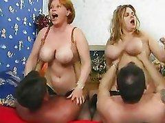 Noisy Hot Foursome