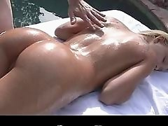 Dakota Skye  Poolside Stretch