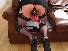 Take 2:  Big Black Double Dong