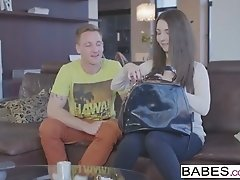 Babes - Step Mom Lessons - Matt Ice and Amy White and Marta LaCroft - A Sneaky Surprise