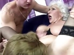 Grandmothers and mothers to get warm piss and hard to fuck