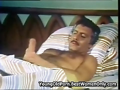 Hot Man Retro Vintage Porn Scenes With Horny Girl