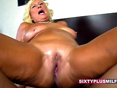 Horny mature sluts banged hard