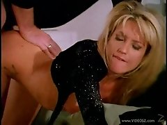Nasty cougar Misty Rain with natural tits gets licked and drilled Hardcore