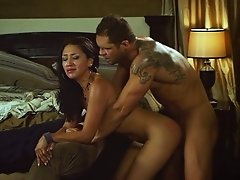 Nasty hot ass lady Vicki Chase gets drilled in a hot orgasm