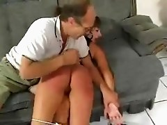 Sexy porn sluttie Stacy gets nice ass a hot spanking in bdsm action