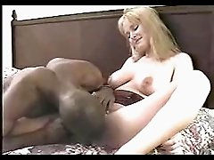 White wife loves black meat