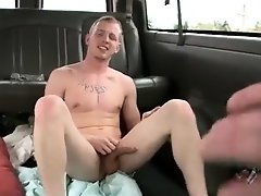 Gay twink love cock first time The Legendary Bait Bus