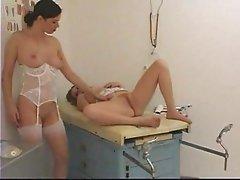 lesbian nurse examination PT3 DMvideos