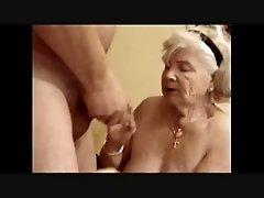 Granny suck