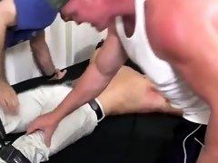 Russian gay feet video Sexy Hunk Matthew Tickled