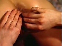 Sensual chick gets her stretched pussy finger fucked in 69 position