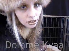 Fur dominatrix