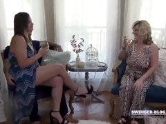 Threesome Hot Sex Videos Online