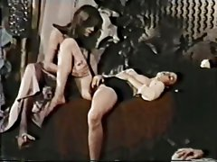 Terri Dolan and Misty Knight lez scene (1980)