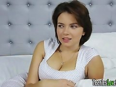 Teens breasts pov creamed
