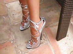 extrem high heels