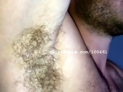 Armpit Fetish - Chris Armpits Part22 Video1