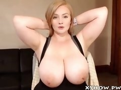 chunky hot slut masturbation on web
