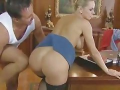 Blonde german MILF Mother
