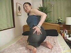 Horny Asian Milf Kyoko Misaki Loves Getting Fucked