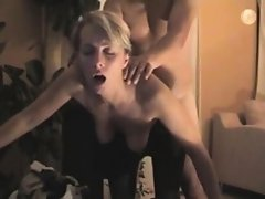 Hot blonde obtaining a position fuck that is moaning