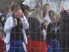 norwegian russe jente BJ