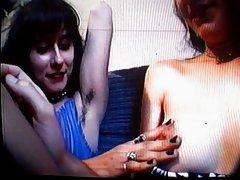 hairy lesbains 2