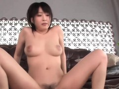 Hairy asian pussy eaten