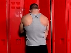 Locker-room Gay Fucking