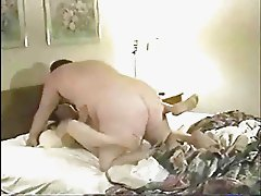 fat guy fucks latin